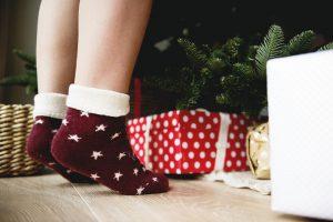 świąteczne-skarpety