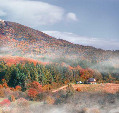 podróże jesienią