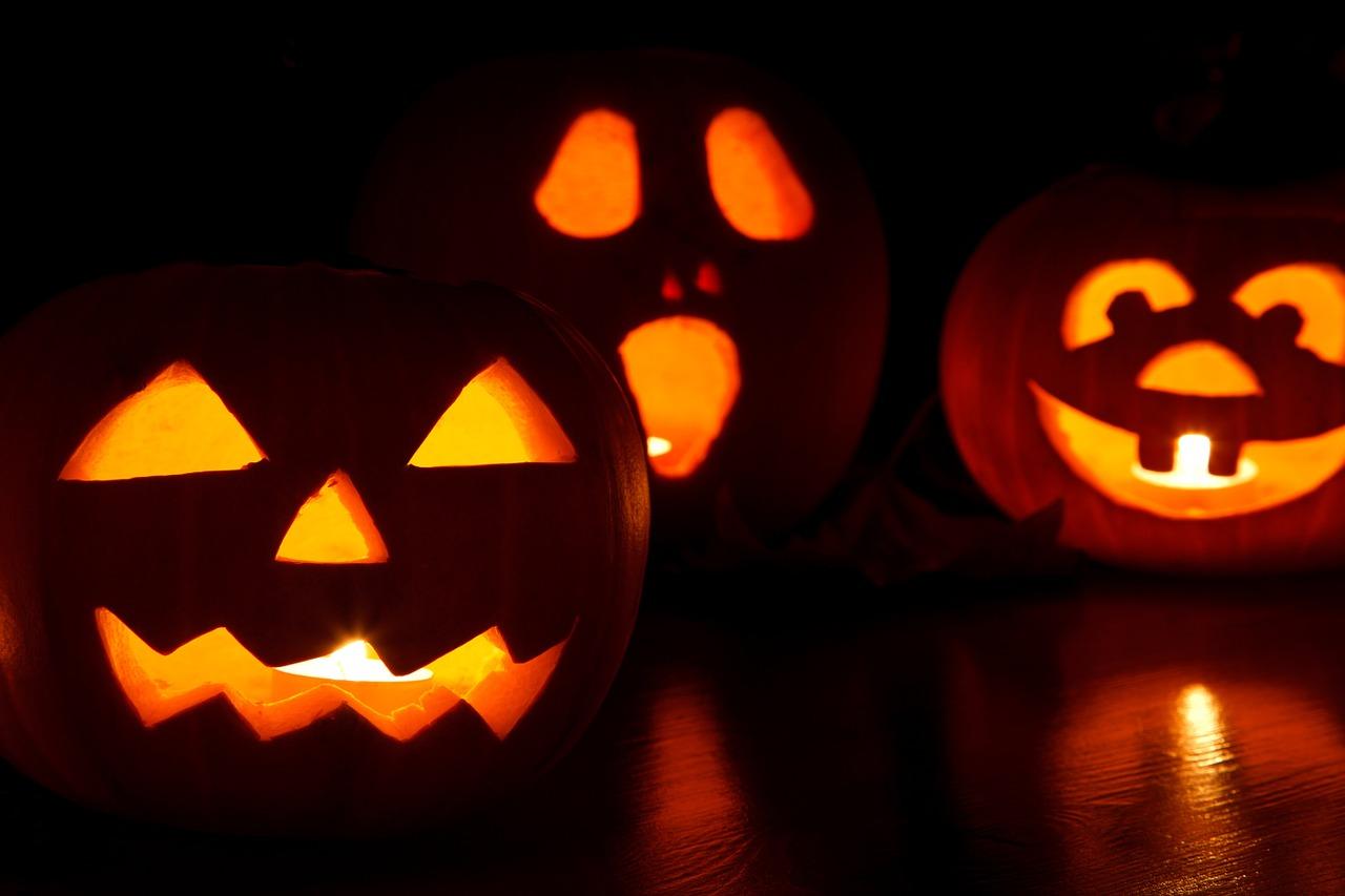halloweenowe zwyczaje