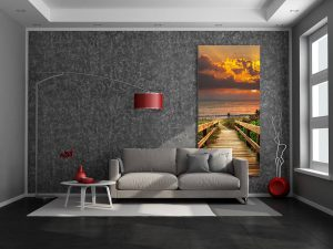 Obrazy na płótnie powiększający wnętrze