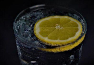 Cytrynowa woda